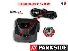 Chargeur Batterie 12 V Parkside X12VTEAM