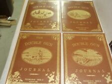 THE DOUBLE GUN JOURNAL Vol 4, ISSUES 1, 2, 3, 4, 1993