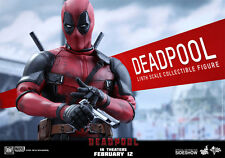 Deadpool Movie Masterpiece Series sixth scale figure hot toys mms347