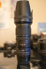 Sigma EX 70-200mm f/2.8 DG APO HSM Lens For Canon  in Good Working Condition