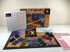 Diplomacy Board Game Avalon Hill 1999 Complete