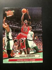 Michael Jordan 1992-93 Fleer Ultra #27 Chicago Bulls