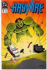 HAYWIRE  (1988) #10  DC Comics VF/NM