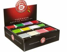 BIG BOX TEEKANNE TEA COLLECTION PREMIUM SELECTION - 180 BAGS - FROM GERMANY