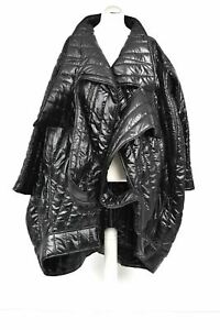 CREARE  'JUST BLOWING' LONG  STEPPER QUILTED FLOWING COAT ONE SIZE