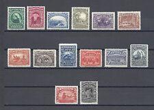 Newfoundland 1897 Sg 66/79 Mint Cat £325