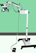 New Dental Surgical Microscopemotorized With Accessories Medical Equipment