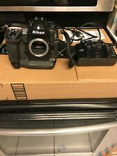 Nikon D2Xs Camera With Strap and Charger