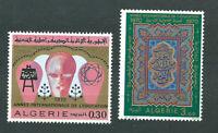 Algeria - Mail Yvert 525/6 MNH