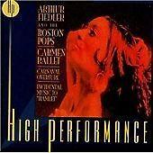 Bizet:Shchedrin:Orch Wks, Arthur Fiedler & Boston Pops, Very Good
