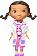 Doc McStuffins Toy Doll, Pretend Play Hospital Outfit and Accessories Kids New