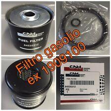 84535312 FILTRO GASOLIO TIPO CAV CNH NEW HOLLAND FIATAGRI PER TRATTORE 1909100