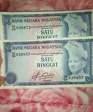 Old 1ringgit coin