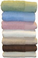 Chatsworth 100%25 Egyptian Cotton Bathroom Towels Super Soft 600gsm