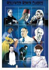 Sierra Leone - 1997 Horror Classics - Sheet of 9 Stamps - Scott #2034 - MNH