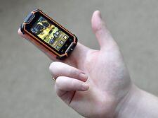 2017 3G World's Smallest Mini Waterproof Android Phone Dual SIM Bluetooth WIFI