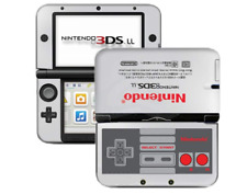 Nintendo 3DS XL Retro NES Limited Edition VINYL SKIN STICKER DECAL