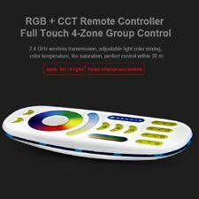 2.4G Mi Light RGBWW 4 Zone RGB+CCT LED Smart Touch Panel Wireless Remote Control