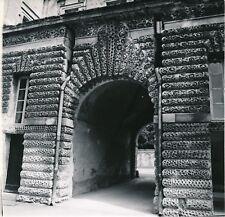 TANLAY c. 1960 - 2 Photos le petit château  Yonne - Div 12575