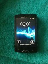 Sony Ericsson Xperia mini pro sk17-Negro (sin bloqueo SIM), Smartphone