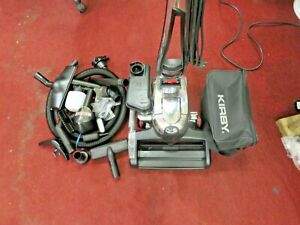 Kirby Vacuum Cleaner Avalir Model G10D With ATTACHMENTS EXCELLENT CONDITION