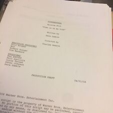 Supernatural  TV Script  Time is On My Side  Reproduction