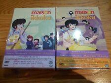 Maison Ikkoku Collectors Box 1, 2, 3, 4, 5, 6, 7, 8 (VIZ dvd sets)