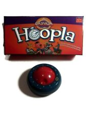 2004 Cranium Hoopla Game Replacement 15 Minute Countdown Blue Timer.