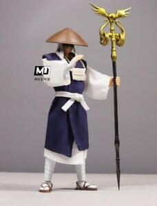 Mu Studio Armor Plus Yoroiden Samurai Troopers Chaos Monk Action Figure
