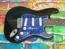 Steve Hackett * Genesis * Signed Electric Guitar Lom Coa (G637)