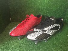 Umbro speciali sx boots HG Ultra RED/BLACK limited edition michelin 7 8 41