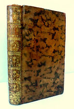 LES POESIES D'HORACE traduites en françois - Ed Desaint et Saillant 1763