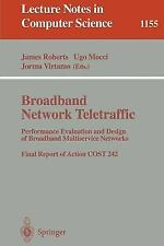 Broadband Network Teletraffic: Performance Evaluation and Design of-ExLibrary