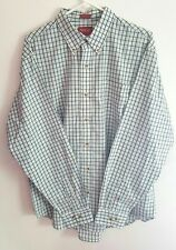 NORTHCREST PRIMERE MEN LONG SLEEVE BUTTON DOWN NEW WITH TAG LARGE 42-44