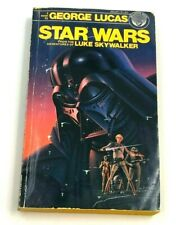 Star Wars from the Adventures of Luke Skywalker 1st Edition PB Lucas Darth Vader