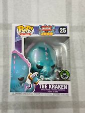 "Funko Pop! The Kraken Myths Popcultcha Exclusive 6"" Rare"