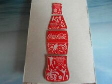Lot pin's Bouteille Coca-Cola