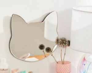 Kitty Face Acrylic Mirror