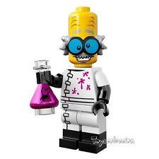 LEGO MINIFIGURES SERIE 14 MONSTERS - MONSTER SCIENTIST 71010 - ORIGINAL MINIFIG