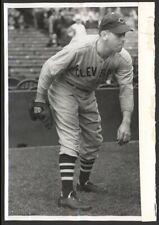 Original Type 1 Photo c.1940 Al Smith Cleveland Indians by Charles Conlon