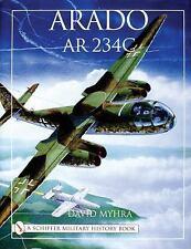 Book - Arado Ar 234C: An Illustrated History