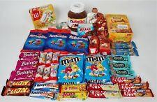 Lebensmittelbox Schokolade KitKat Nutella Schokoriegel Süßigkeiten Mix 18kg