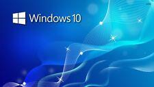 Windows 10 Professional Deutsch 32+64 bit USB BOOT STICK ohne Key