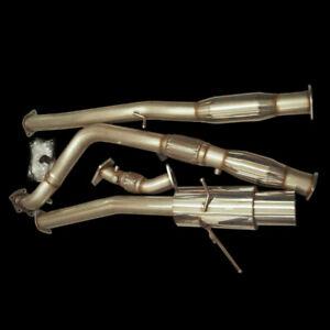 """for Subaru Impreza WRX/STi 3"""" Performance Exhaust Full Race System 92->04, EJ20"""