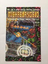 Michaelangelo 1 Teenage Muntant Ninja Turtle NM Mint