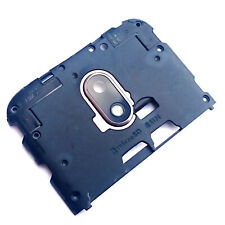 100% Genuine Motorola MOTO E3 rear frame+camera glass+flash+antenna XT1700 Black