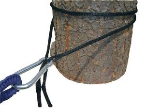 Befestigung, Aufhängung für Hängesitz od. Hängesessel 1 Seil mit 1 Karabiner Set
