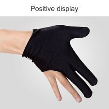 3-Finger Glove Left Hand Sport Billiard/Yoyo Specialized High Quality Practical