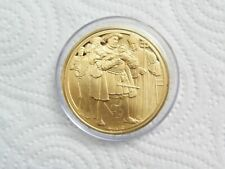 More details for shakespeare sterling silver medal. 39gms