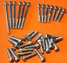 TRIUMPH PRE UNIT 6T T100 TR6 T120 CASING SCREW SET 1954-62 00-0083 UK MADE